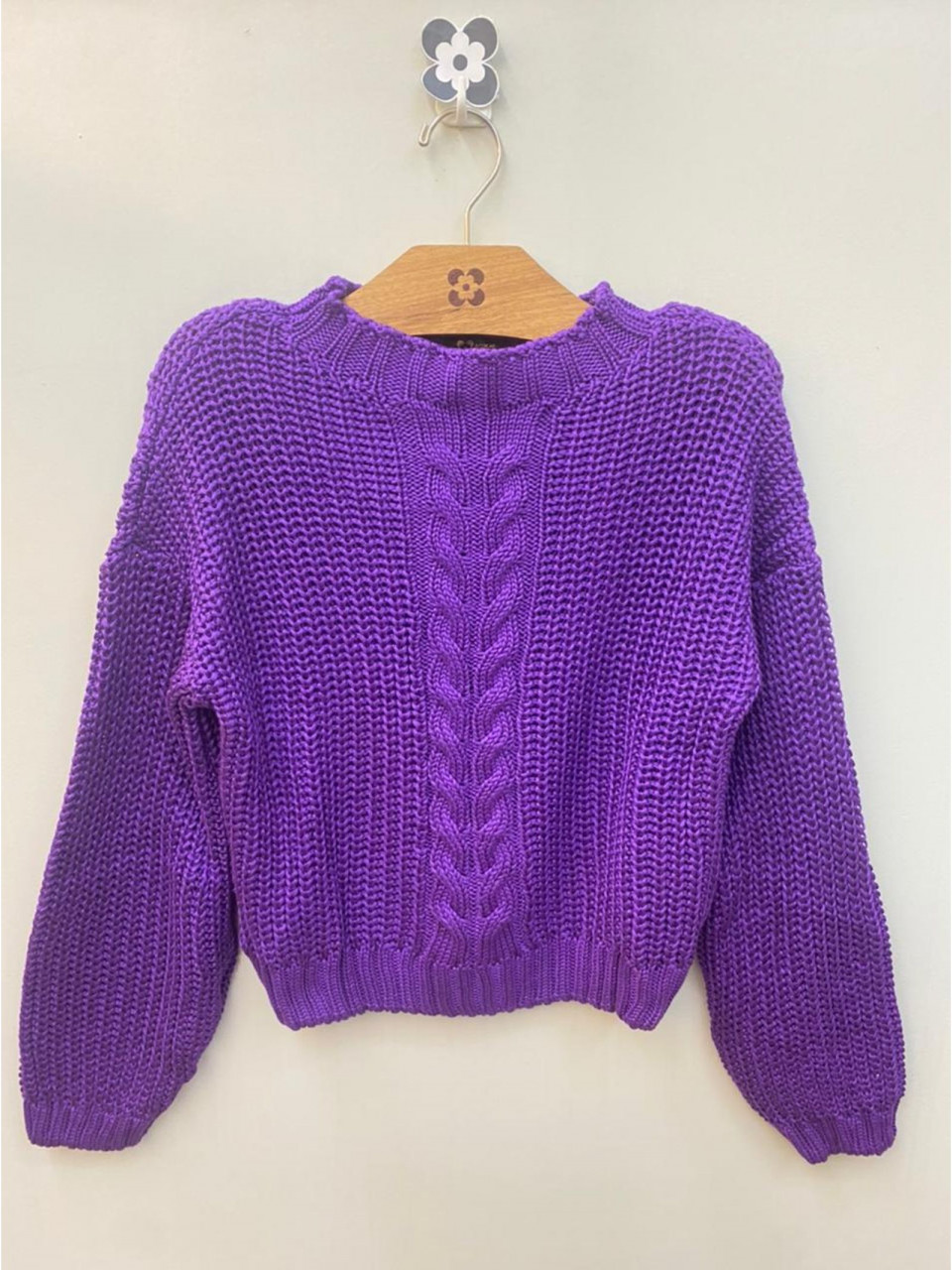 TRICOT CROPPED